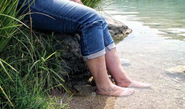 Das Kneipp Fußbad